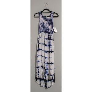 Tye Dye Hi Lo Dress